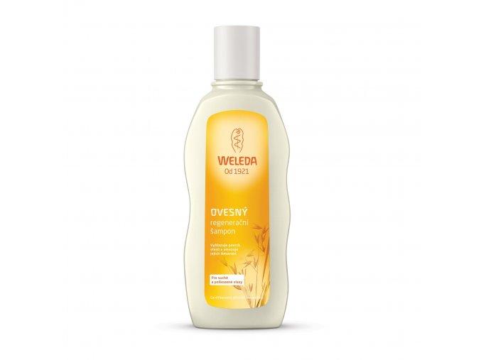 Ovesný regenerační šampon pro suché a poškozené vlasy