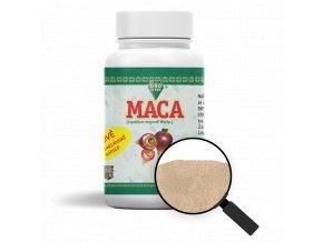Oro Verde Maca andina kapsle 350 mg x 100 vegetariánské