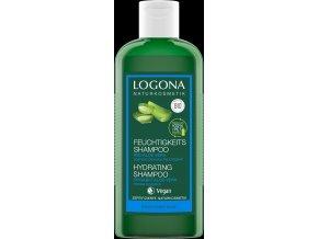 3823 O logona sampon bio aloe hydratacni sampon 4017645016613 02705 feuchtigkeits shampoo fl front biobeauty