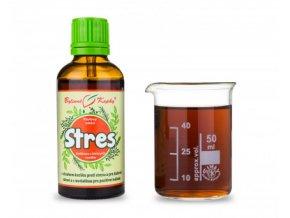 stres bylinne kapky tinktura 50 ml
