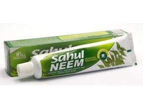 zubni pasta sahul neem ayurvedska 100g
