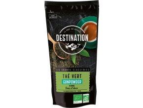 Destination Premium Gunpowder Bio zelený čaj sypaný 100g