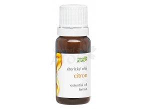 Éterický olej Citron