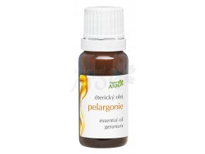 Éterický olej Pelargonie