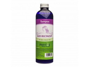 Šampon bay ricinový