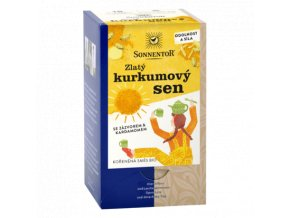 zlaty kurkumovy sen bio porcovany