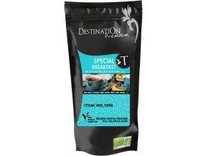 Destination Premium Bio černý čaj Spécial P'tit Dej' 100 g