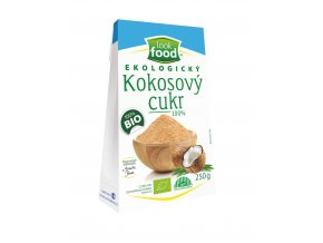 Ekologický kokosový cukr