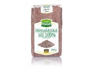Himálajská sůl černá 100% jemná