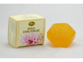 Mýdlo které pohladí