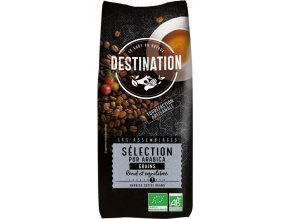 Destination Bio káva zrnková Selection 250 g