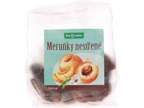 Bio Nebio Bio sušené meruňky nesířené 150 g