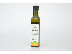 Natural Jihlava olej z ostropestřce mariánského Natural 250 ml
