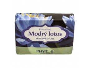 mýdlo modrý lotos 300x300