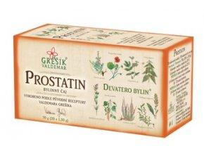 Prostatin sac