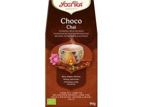 Yogi Tea Bio Choco Chai sypaný 90 g