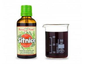 regenerace ocni sitnice bylinne kapky tinktura 50 ml