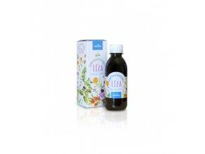 liza bylinny sirup na podporu imunity s echinaceou a rakytnikem