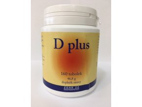 ZDAR 20 Vitamín D plus 160 tobolek