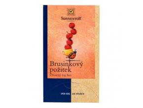 Sonnentor Brusinkový požitek 50.4 g porcovaný dvoukomorový