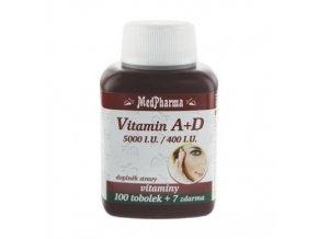 Vitamin A + D