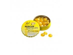 pastilky citron