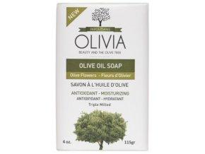 Olivové květy
