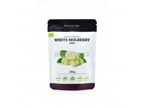 Health Link Bio Moruše bílá sušená 200 g
