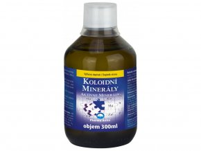 127 koloidni mineraly 300 ml