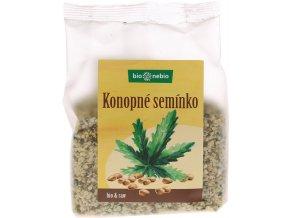 Bio Nebio Bio konopné semínko loupané 200 g