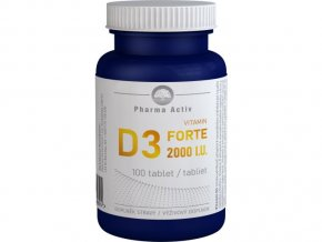 1259 1 vitamin d3 forte 2000iu 100tablet