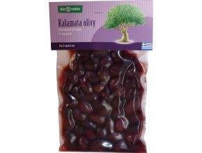 Bio Nebio Bio kalamata olivy v nálevu 280 g