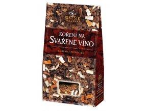 Grešík Koření na svařené víno 50 g