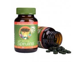 Spirulina Nutrex Hawaii 200 tablet 800x800