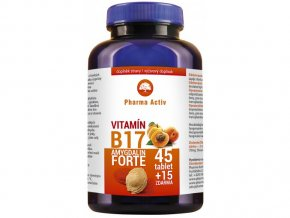 226 amygdalin forte vitamin b17 45 15 tablet