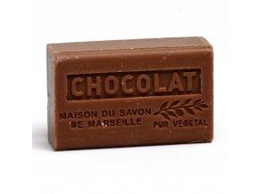 savon 125gr au beurre de karite bio chocolat