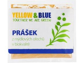 Yellow&Blue Bio prášek z mýdlových ořechů 100 g