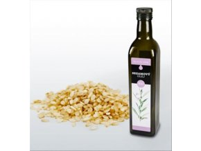 health link bio sezamovy olej 500ml