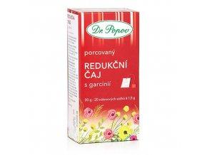 Dr.Popov Redukční čaj s garcinií, porcovaný, 30 g