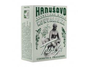 For Merco Hanušovo kosmetické mýdlo KONVALINKA 100 g