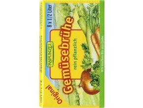 RAPUNZEL Bio zeleninový vývar v kostce 8 ks