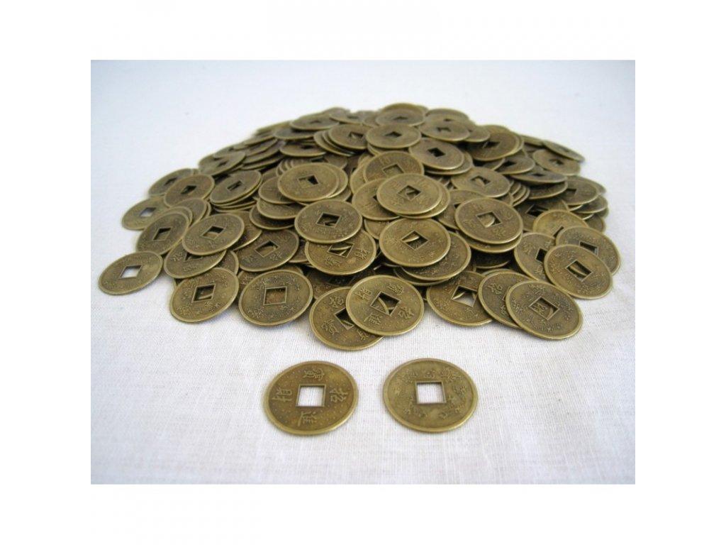 cinske mince 2cm 500 kusu