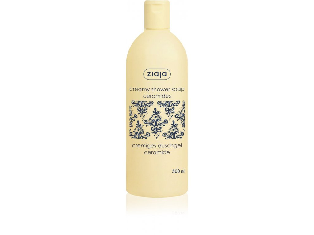 ziaja ceramides kremove sprchove mydlo s ceramidy 3