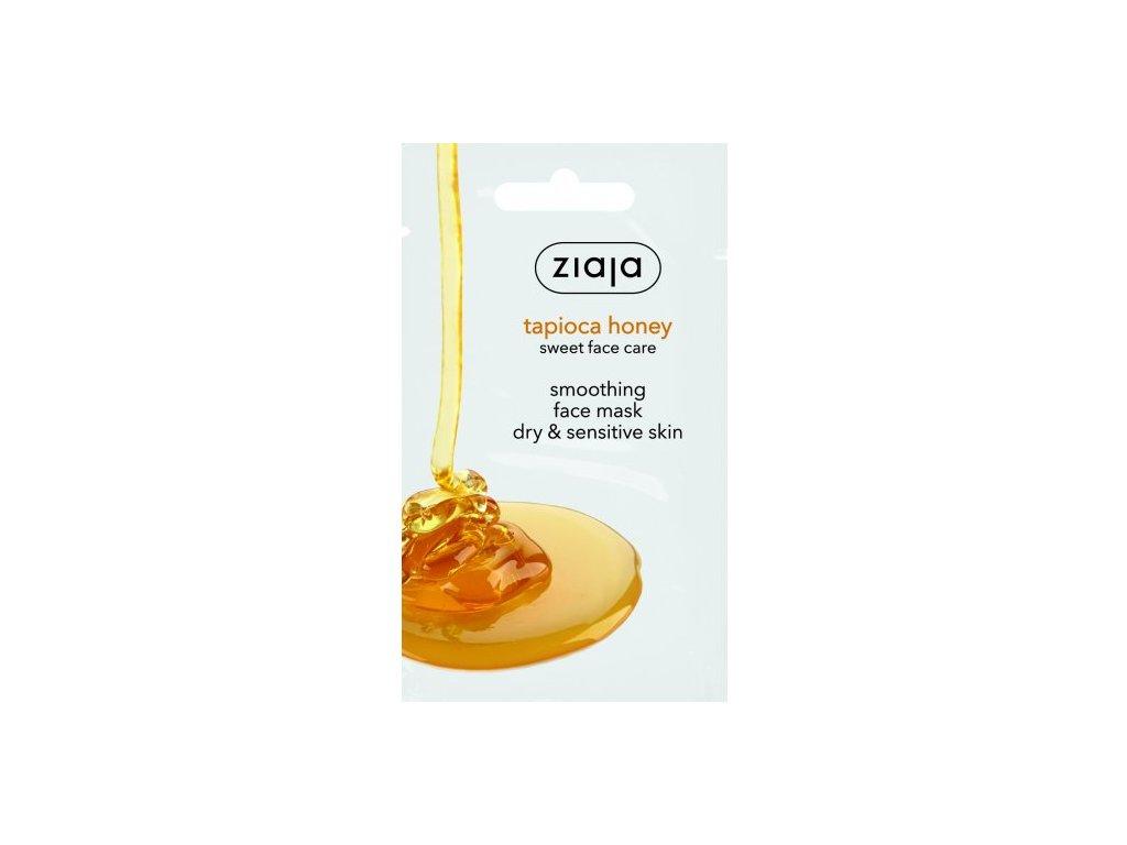 16592 15677 gb de es cz sk hu tapioca honey face mask sachet 60543 bs