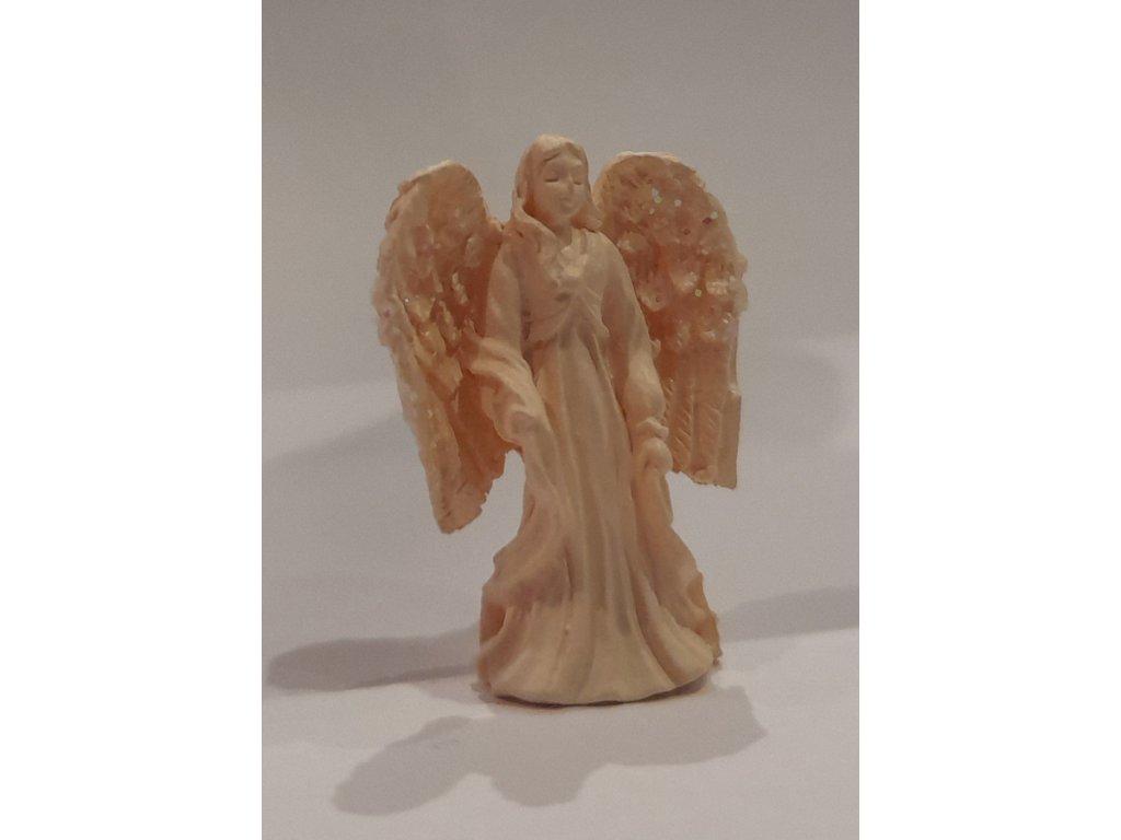 Malinký anděl léčitel