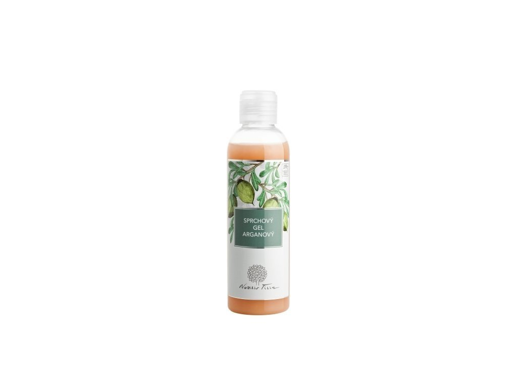 Nobilis Tilia Sprchový gel Arganový: 200 ml