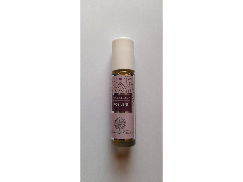 Nobilis Tilia Aroma olej Posílení: 10 ml