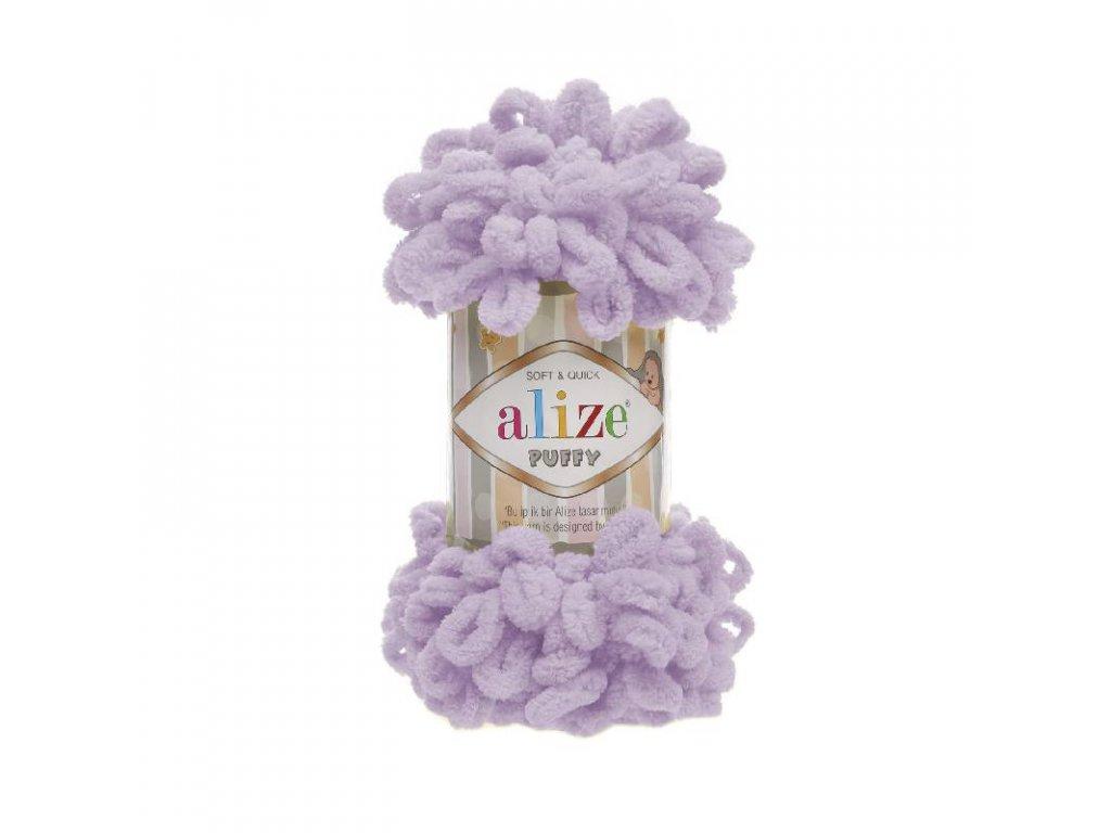 vyr 2849PUFFY 27 Light Lilac