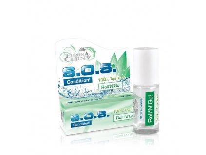 S.O.S. Roll-on 100% Tea Tree, 5 ml