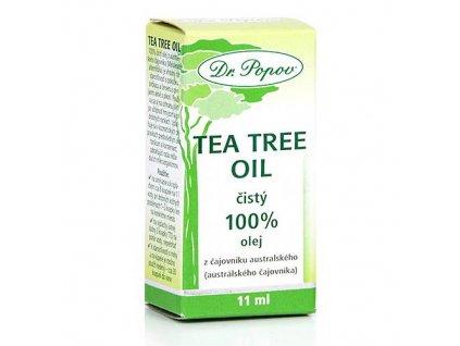 Tea Tree Oil 100%, 11 ml